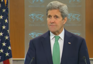 """foto: YouTube (ABC News) """"John Kerry: ISIS Has Committed Genocide"""""""