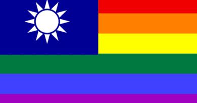 """Tajwan uznał """"małżeństwa"""" homoseksualne"""