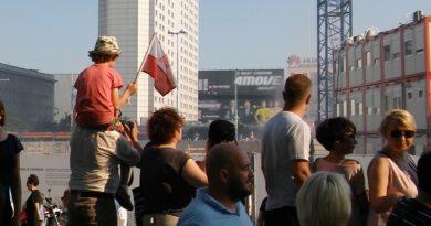 IX Marsz Powstania Warszawskiego