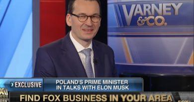 Bury: Czy Polska stanie się Doliną Krzemową?