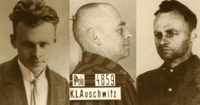 Mandrela: 71. rocznica śmierci rtm. Witolda Pileckiego