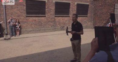 Międlar w KL Auschwitz: Gdzie pamięć o milionach pomordowanych Polaków? (WIDEO)