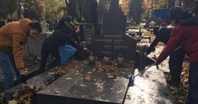 MW porządkuje śląskie groby w Opolu. Możesz pomóc