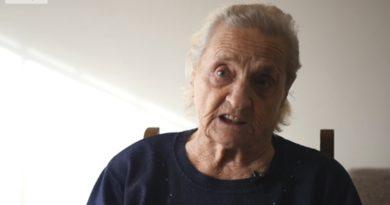 """""""Sąsiad był gotowy zarżnąć nas żywcem, baliśmy się okropnie"""". Maria Panek opowiada, co przeżyła na Wołyniu (WIDEO)"""