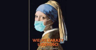"""Antybakteryjny makijaż i 100 lat antymaseczkowej tradycji – """"Wielkie zarazy ludzkości"""" (RECENZJA)"""