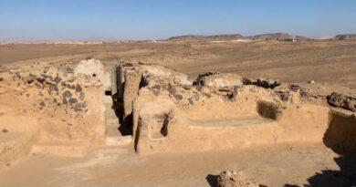 Odkryto najstarszy chrześcijański klasztor świata. Pochodzi z IV wieku (WIDEO)