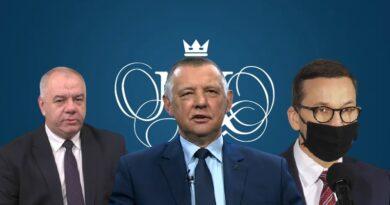 """Szokujące doniesienia prezesa NIK. Banaś: """"Poza budżetem jest 290 mld zł długu. Morawiecki, Dworczyk i Sasin powinni ponieść odpowiedzialność karną"""""""