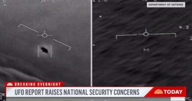 """Amerykańscy senatorowie otrzymają informację od Pentagonu na temat UFO. """"Zagrożenie dla bezpieczeństwa żołnierzy"""""""