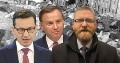 """Grzegorz Braun o """"krwawej niedzieli"""". """"Ukraiński nacjonalizm żywił się polską krwią. Potomkowie ofiar wciąż niezauważeni przez warszawskie władze"""""""