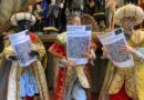 Szopka Bożonarodzeniowa w Neapolu będzie promowała segregację sanitarną? Trzej królowie niosą paszporty covidowe (FOTO)